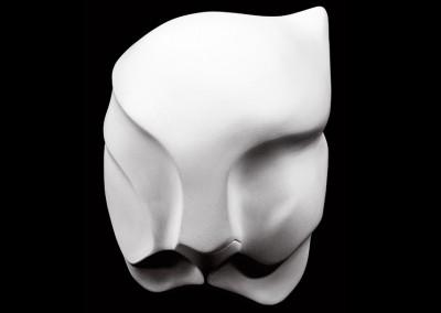 Maskenbau klassisch 1: Die Weißmaske