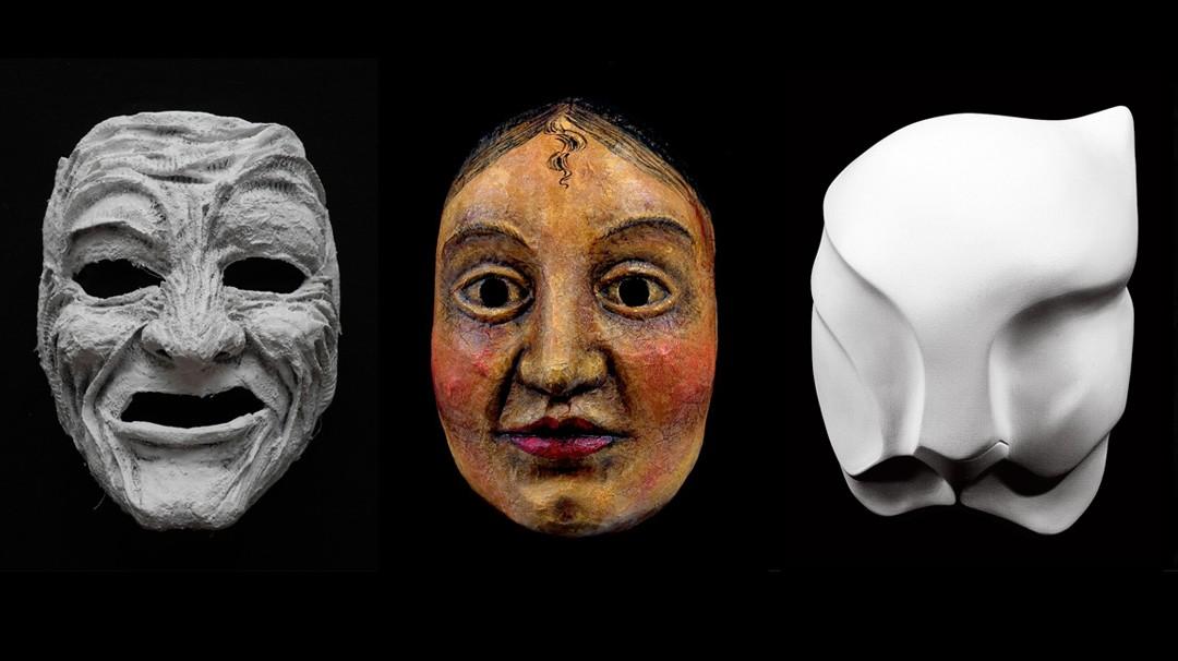 Maskenbau klassisch 2: Layout/Mimik