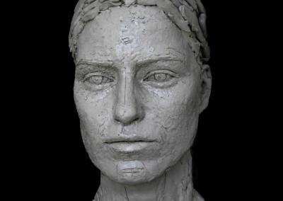 Portrait modellieren für Make up Artists