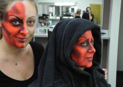 Mephisto Makeup