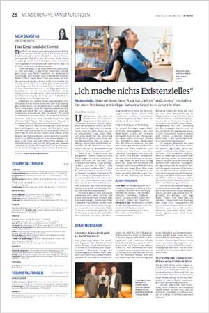 Link zu den originalen Artikel: Die Presse 29.10.2016