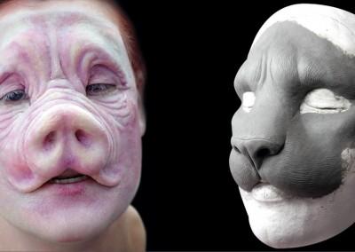 Silikon Prosthetic MakeUp