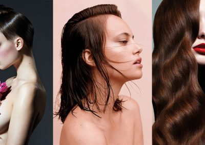 Editorial Hairstyling
