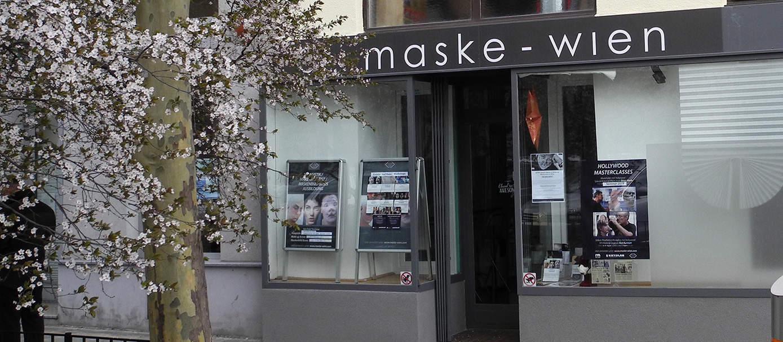 Maske-Wien Make Up Ausbildungen
